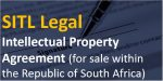 Intellectual Property Agreement (for sale within the Republic of South Africa)