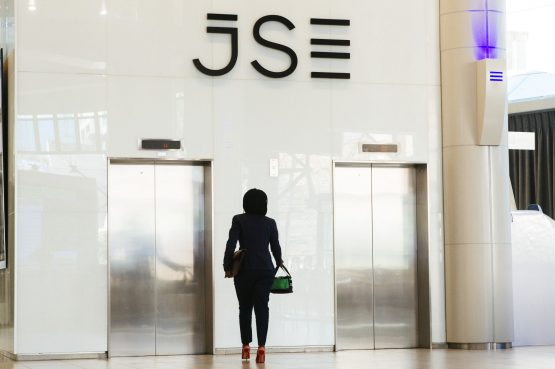 The JSE might not be seen as a way to source capital, but using shares as a means of payment in lieu of cash has worked out well for investors. Image: Waldo Swiegers, Bloomberg