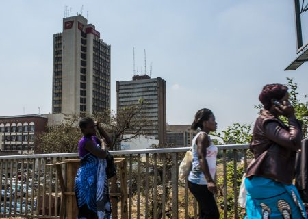 Zambian inflation nears two-decade high on food prices