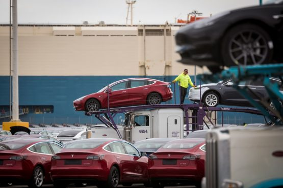 Tesla is recalling about 30,000 imported vehicles in world's largest EV market