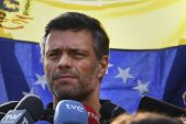 Venezuela's opposition leader Leopoldo Lopez flees to Spain