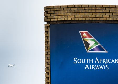 SA bails out insolvent state airline with R10.5bn