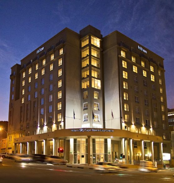 The old Hilton Hotel in Buitengracht Street in the Cape Town CBD is set to come back to life under the Hyatt Regency brand. Image: Supplied