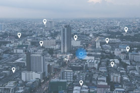 Accurate address data is vital for public services, including health monitoring. Image: TippaPatt/Shutterstock
