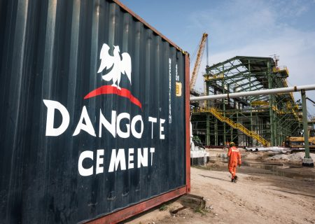 Dangote Cement sales jump to record on African demand rush