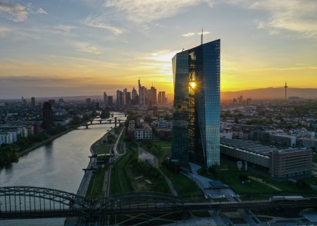 ECB officials see faster inflation risk