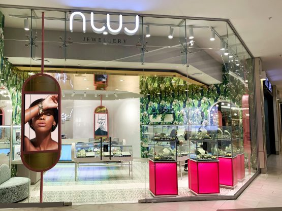 NWJ, the jewellery chain owned by Luxe Holdings. Image: Supplied
