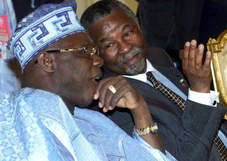 Mbeki and Obasanjo