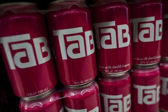 Before there was Diet Coke, there was Tab. Image: Ramin Talaie/Corbis via Getty Images