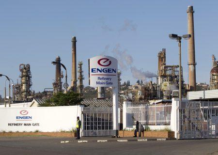 Explosion at Engen refinery in Durban