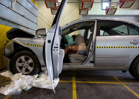 Vehicle crash test results highlight difference in models for Africa and other markets