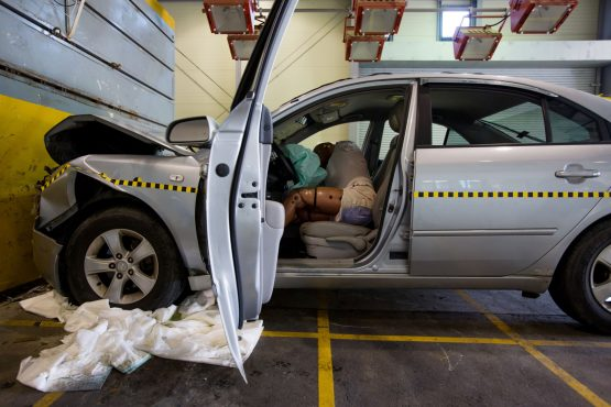 National Automobile Dealers' Association national chairperson Mark Dommisse says there are cars in South Africa that have very low safety ratings. Image: SeongJoon Cho, Bloomberg