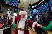 Hello Santa rally!
