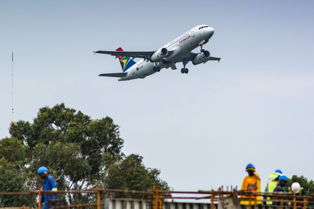 SA seeking several partners for units of state airline