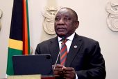 LIVE ARCHIVE: President updates SA on pandemic