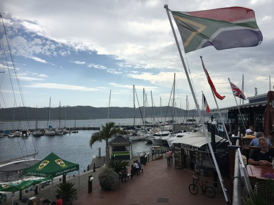 Businesses at the Knysna Waterfront and other areas along the Garden Route had been hoping the festive season would ensure their economic recovery. Image: Suren Naidoo, Moneyweb