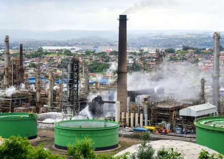 The vulnerable points in South Africa's fuel supply chain