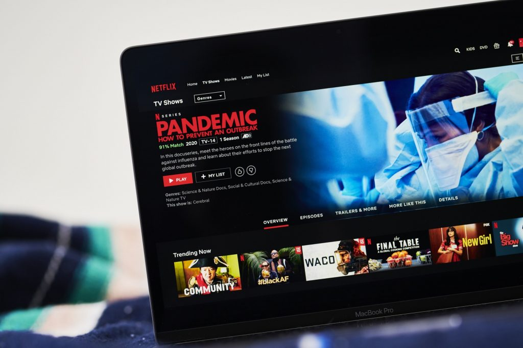Netflix soars after subscriptions blow past 200mn