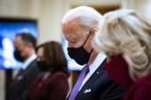 World loves Biden but is losing faith in the US, survey says