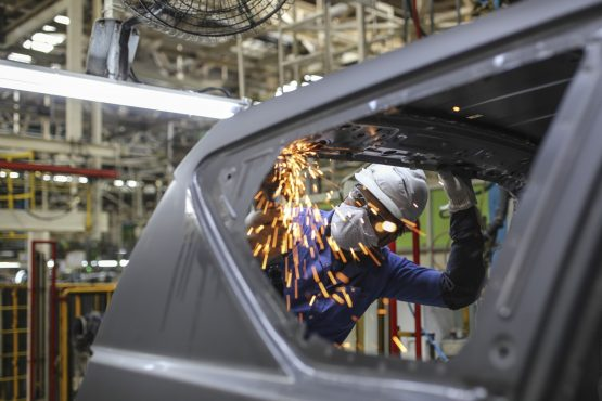 Among the targets is the doubling of employment in the industry. Image: Dhiraj Singh/Bloomberg