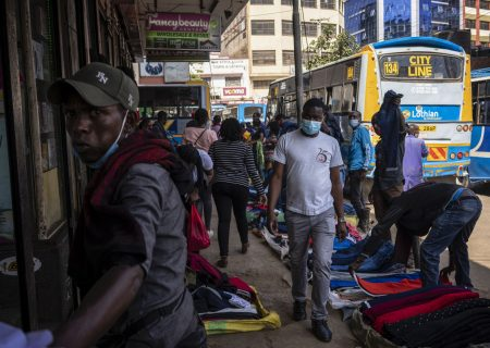 Kenya in first recession since at least 2000