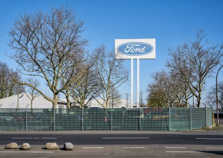 Ford Silverton plant is upping its game