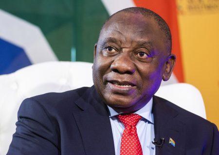 LIVE ARCHIVE: President Ramaphosa briefs SA