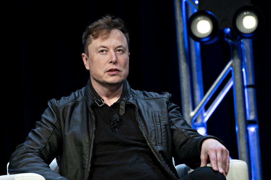 Elon Musk loses $15bn in a day