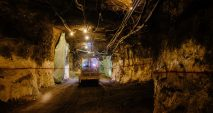 Harmony Gold mulls digging farther at world's deepest mine