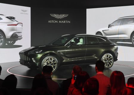 Aston Martin plans production surge