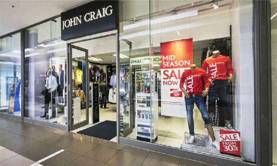 New owner agrees to use its 'best efforts' to stock the struggling chain of menswear stores with labels from local manufacturers. Image: Supplied