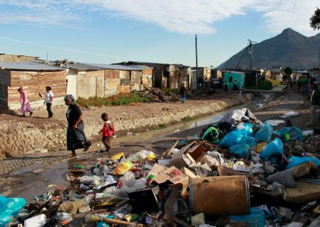 South Africans are revolting against inept local government