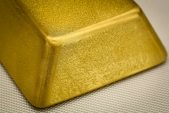 Gold rebounds after worst month in four years