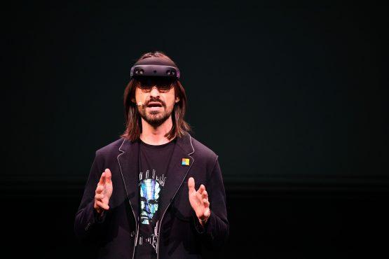 Microsoft's technical fellow Alex Kipman reveals