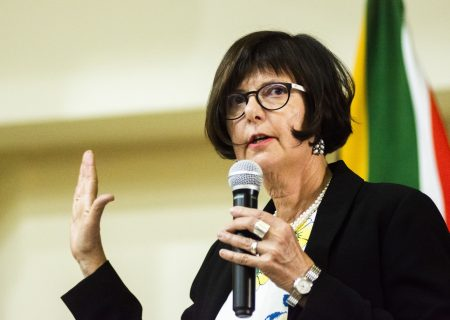 South Africa says $750bn a year needed for climate goals