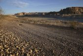 Add dry riverbeds and overflowing banks to the list of things made worse by climate change