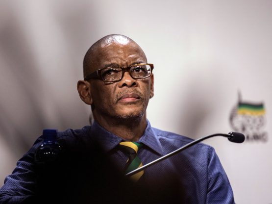 Ace Magashule, the ANC's secretary-general. Image: Getty Images