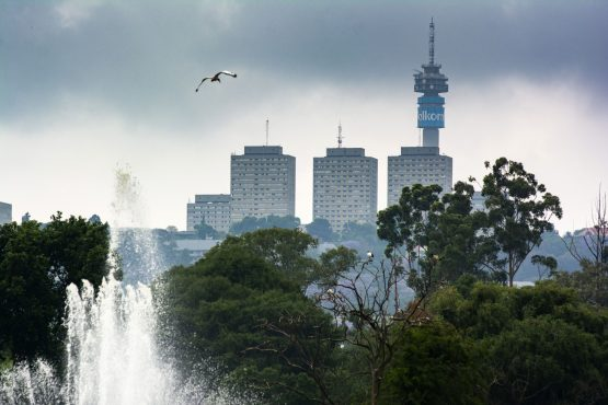 The city also wants to charge certain 'affluent' households an additional R50 a month for waste recycling. Image: Waldo Swiegers, Bloomberg