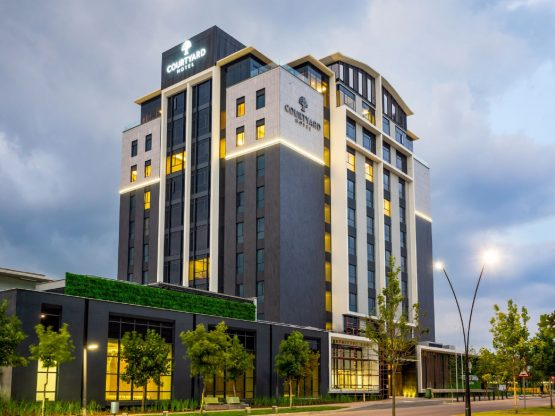 The Courtyard Hotel at Waterfall City in Gauteng. Image: Supplied