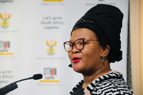 DPSA Director-General Yoliswa Makhasi refers to the 'unsustainably high wage bill' of small part of SA workforce fortunate to have jobs during a national crisis. Image: dpsa.gov.za