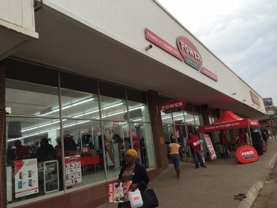 A Power Fashion store in Mokopane, Limpopo, one of the group's around 170 stores across South Africa and neighbouring countries. Image: Power Fashion Facebook page