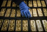 Gold steadies after Fed minutes as dollar, bond yields in focus