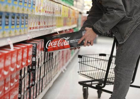 Coca-Cola tops sales expectations