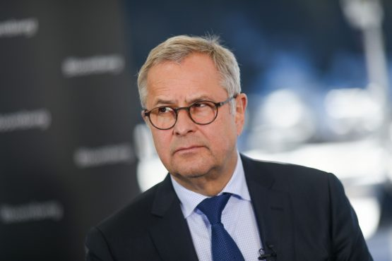 Soren Skou, chief executive officer of A.P. Moeller-Maersk A/S. Image: Bloomberg