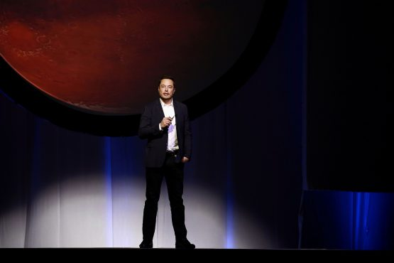 Elon Musk. Image: Susana Gonzalez/Bloomberg