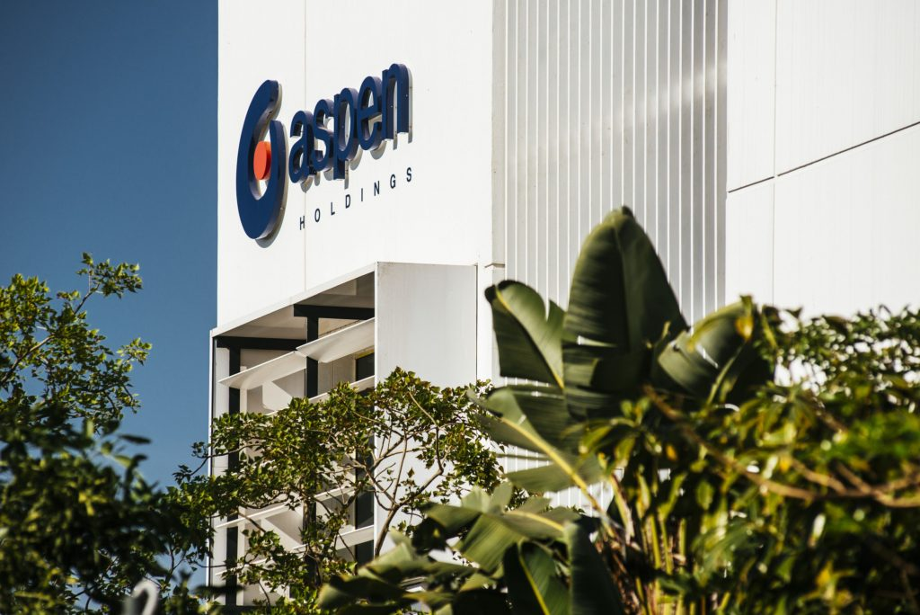 Aspen launches big Eastern Cape general anaesthetic production line