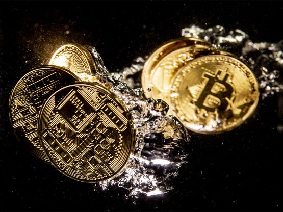 Spending trends provide a clue: the older coins become, the less likely they are to be cashed in. Image: Dan Kitwood/Getty Images