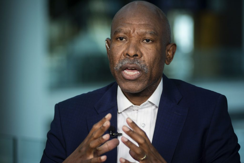 South Africa ready for global policy tightening, Kganyago says
