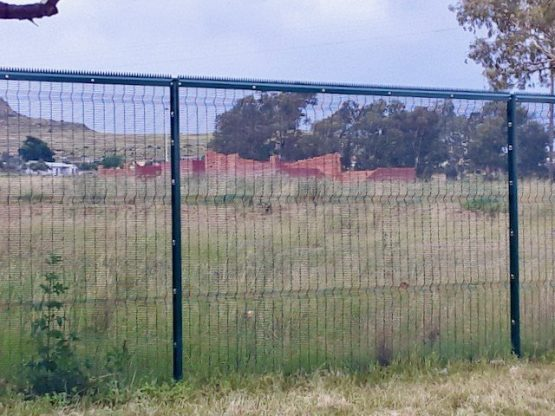 Three years ago MBS Civils JV Cudjor Quantity Surveying CC was given the R11m tender by Emalahleni Local Municipality to build this stadium at Indwe. Image: Yonela Ngqukuvana