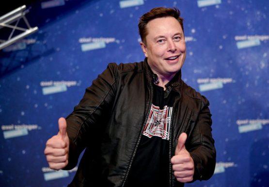 Elon Musk. Image: Bloomberg